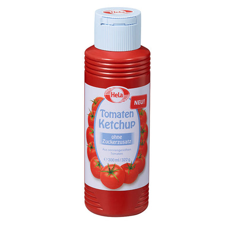 Hela Tomato Ketchup (No added sugar) - 300ml