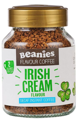 Beanies Decaf Irish Cream 50g