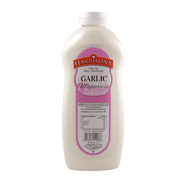 Harrisons Garlic and Herb 970ml