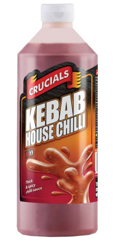 Crucial Kebab House Chilli