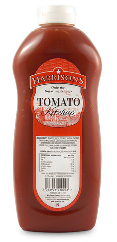 Wholesale Harrisons Tomato Ketchup 970ml