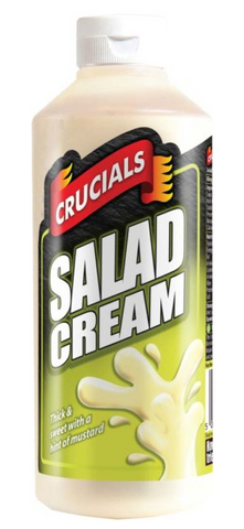 Crucial Salad Cream 500ml