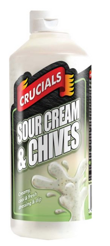 Sour Cream & Chive 500ml