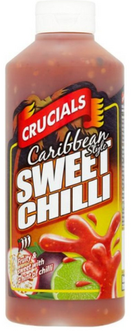 Crucial Caribbean Style Sweet Chilli 500ml