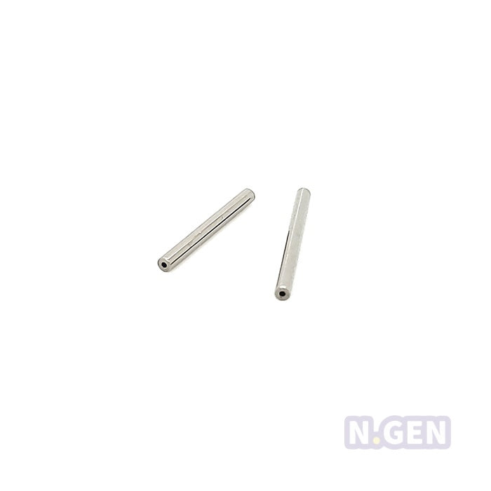 14g(1.6mm) Both Side Push Shaft-316L S. Steel