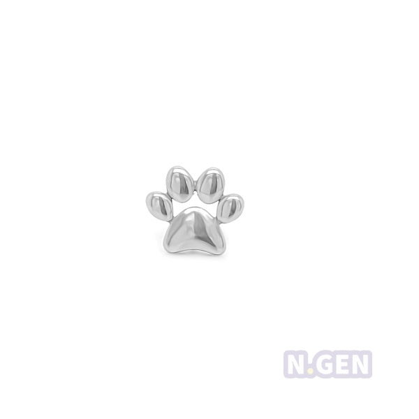 Paw with Push Pin for N.Gen® Threadless Shaft-316L S. Steel