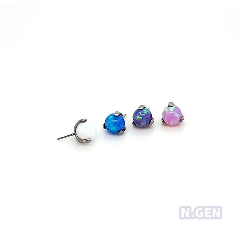 Opal Claw Set Ball-F136 Titanium