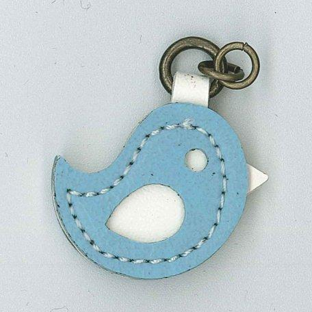 Zip Pull Blue Bird