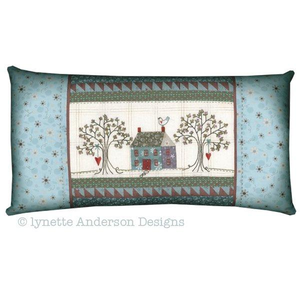 Annie's Cottage Pillow - pattern