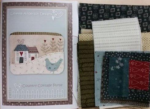 Country Cottage Purse Kit