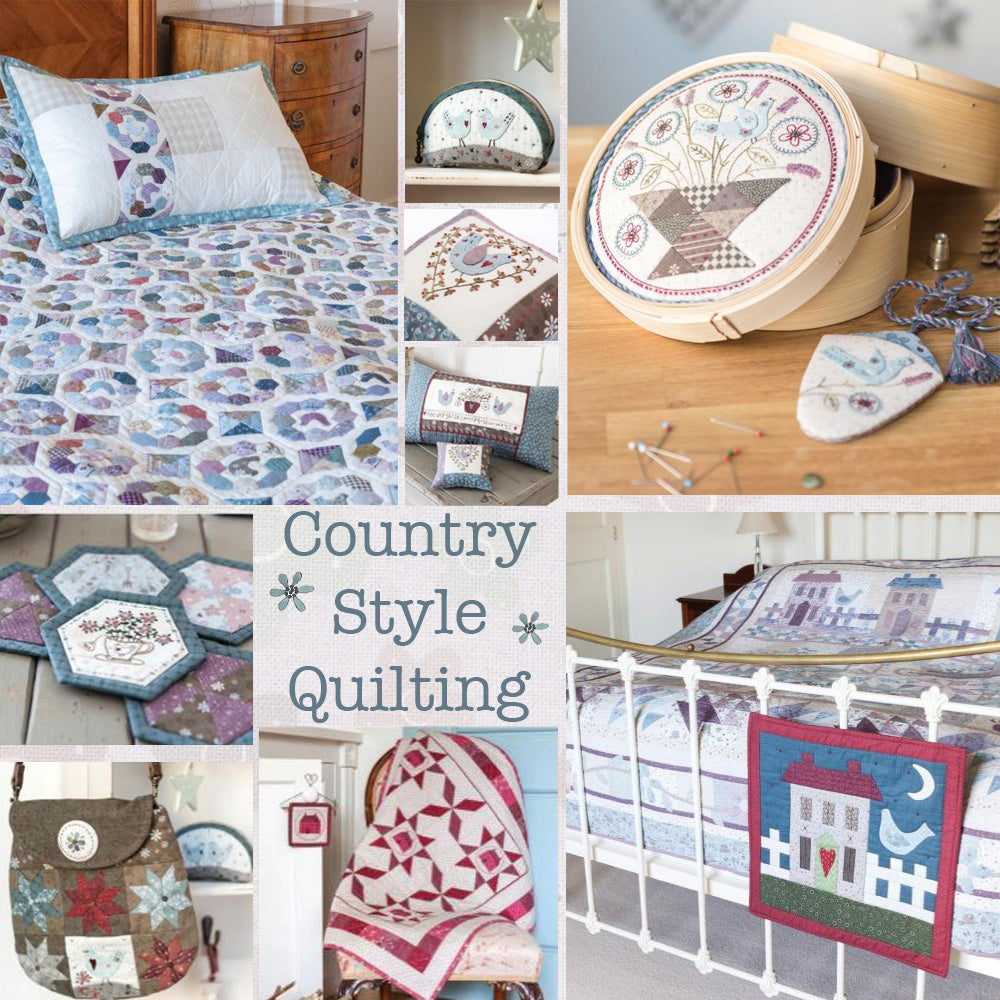 Country Style Quilting Book