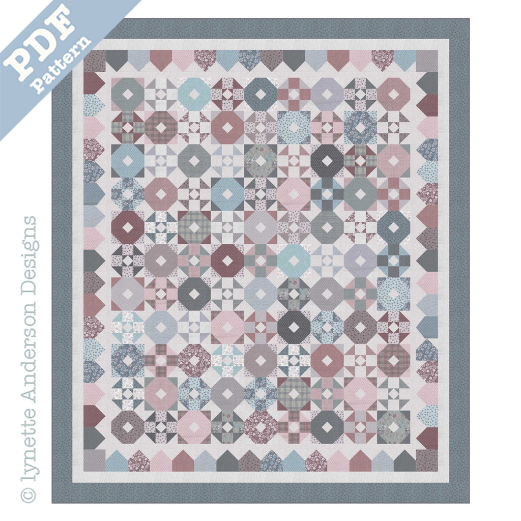 Dream Blossom - Downloadable Pattern