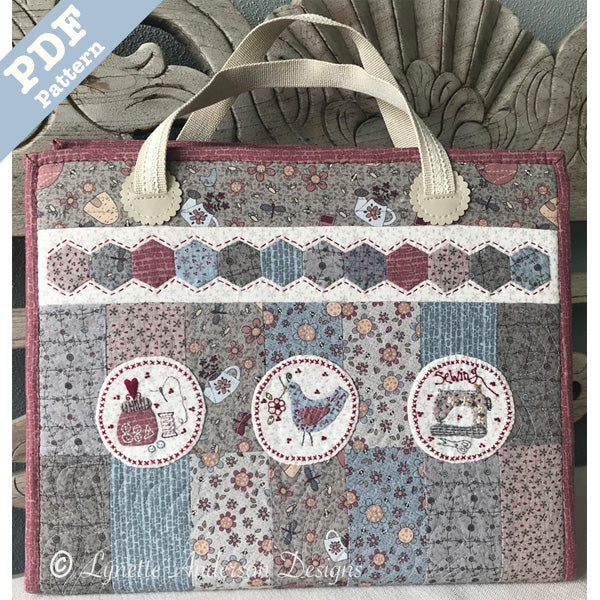 EPP Storage Carry All - downloadable pattern