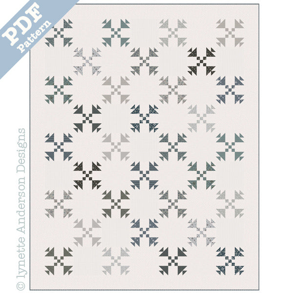 Jacks... a quilt - downloadable pattern