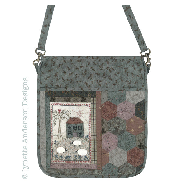 Shepherds Cottage Bag - pattern