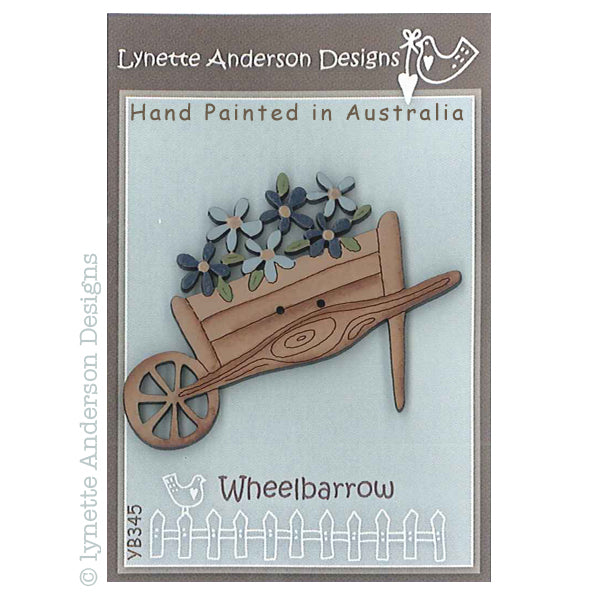 Wheelbarrow Button