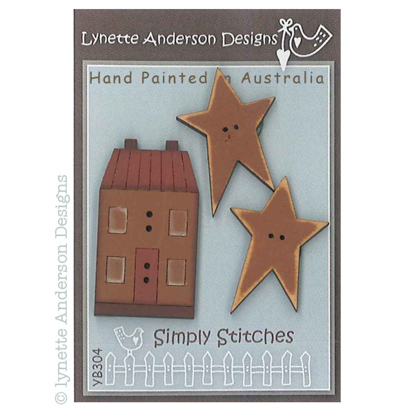 Simply Stitches Button Pack