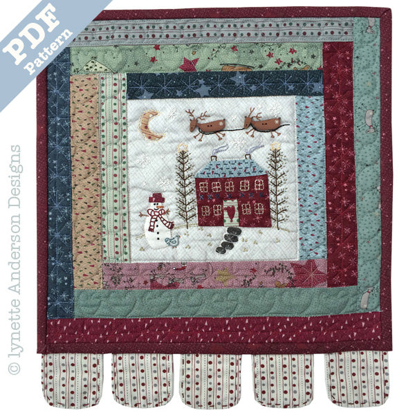 Little Winter Wonderland - downloadable pattern