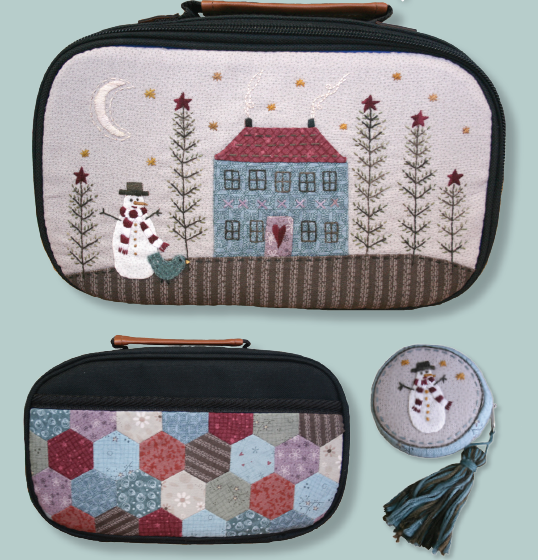 Winter Moon Craft Case