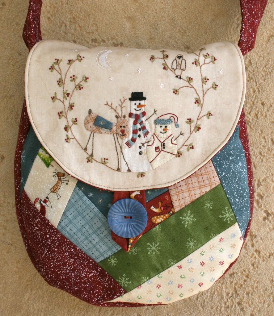 Snowfriends Bag - Pattern