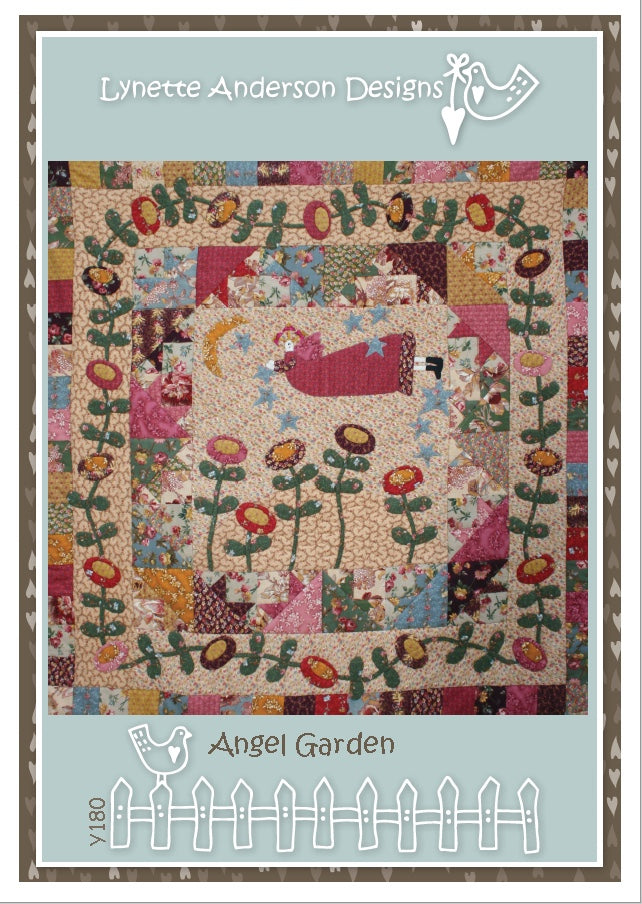 Angel Garden - pattern
