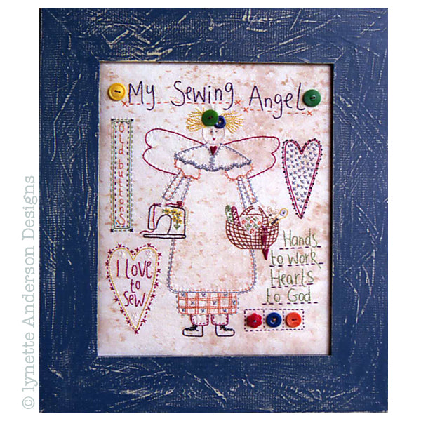 My Sewing Angel - Pattern