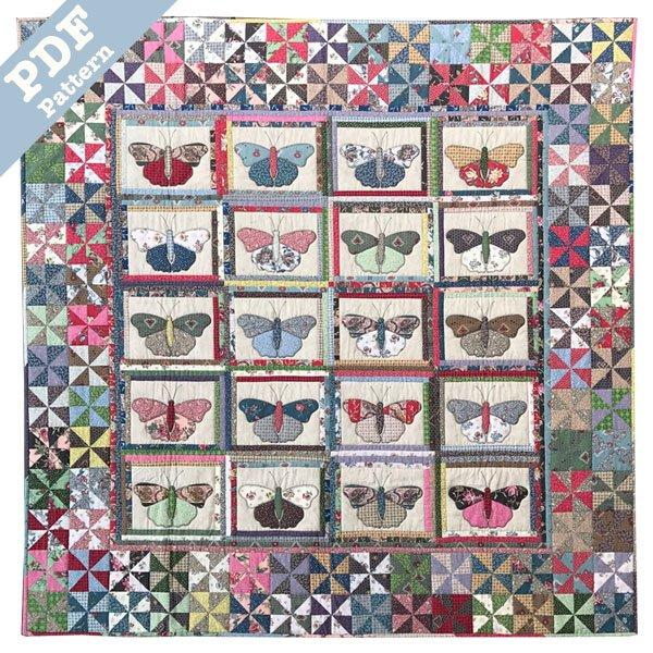 The Butterfly Collection - Downloadable Pattern