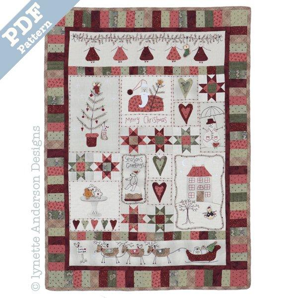 Christmas Fun - downloadable pattern