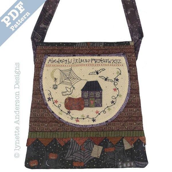 Haunted Bag - downloadable pattern
