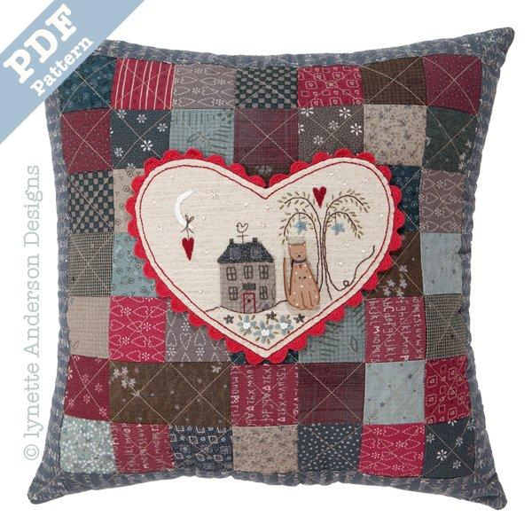 Heart and Home - Downloadable Pattern