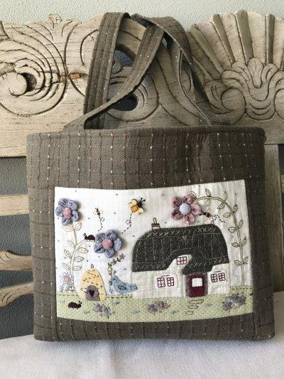 Honeypot Cottage Bag - pattern