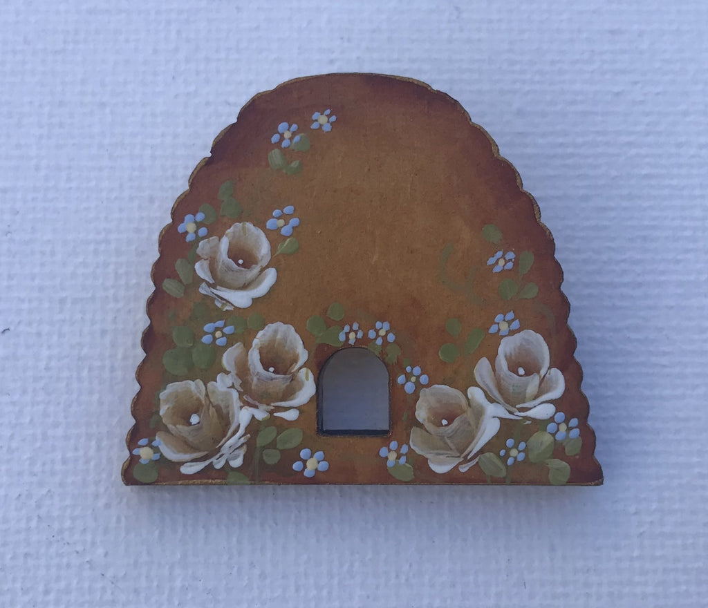 Brooch - Hand Painted #11