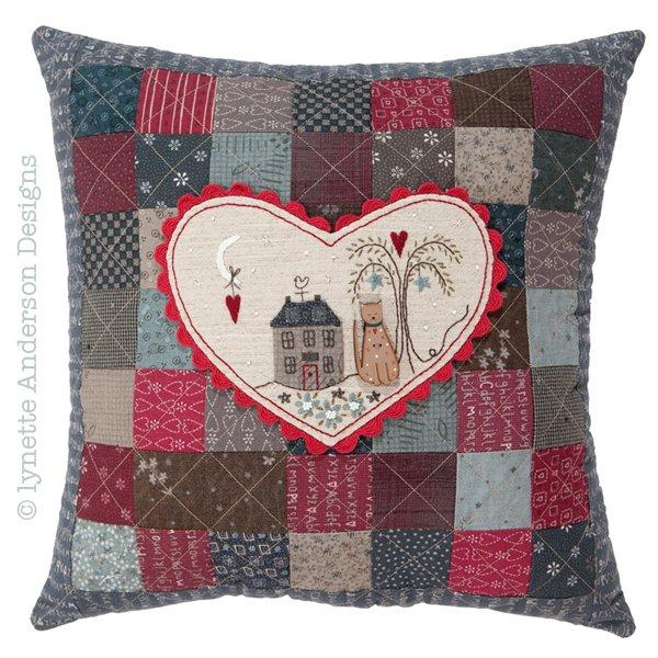 Heart and Home - pattern