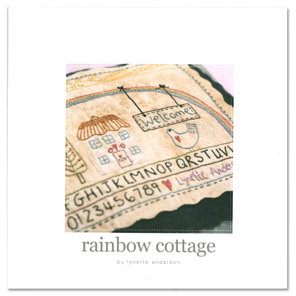 Rainbow Cottage Book