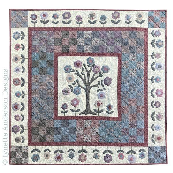 Cherry Tree Quilt - pattern