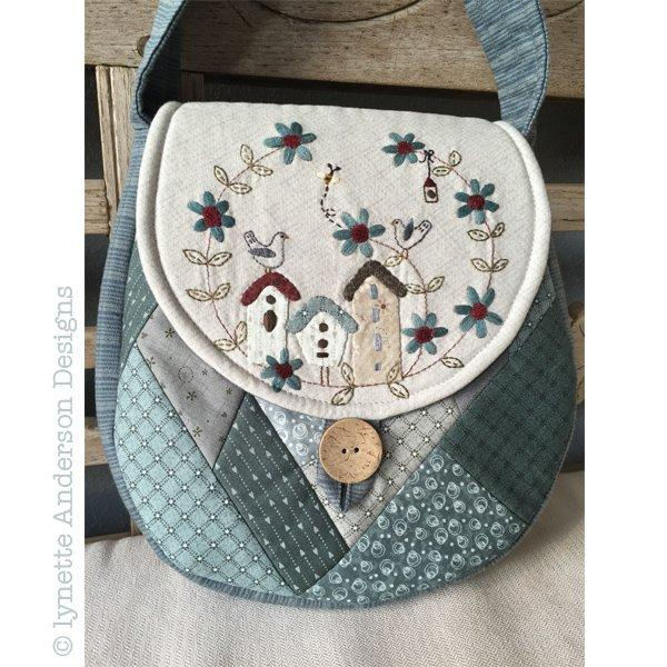 Birdhouse Bag - pattern