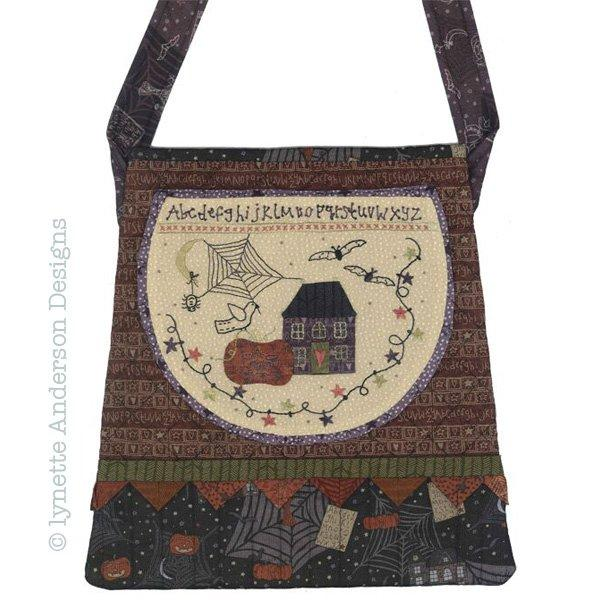 Haunted Bag - pattern