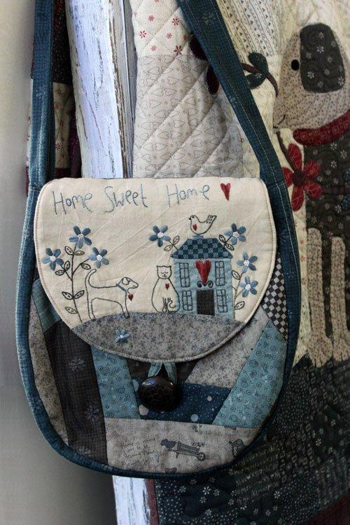 Robin Cottage Bag - pattern