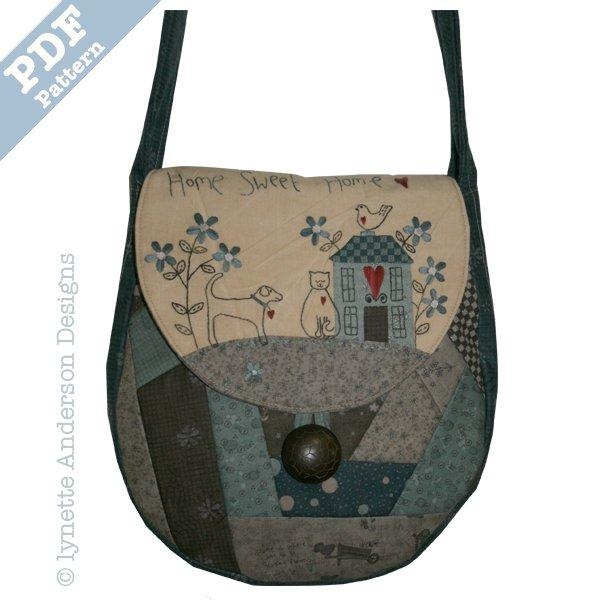 Robin Cottage Bag - Downloadable Pattern