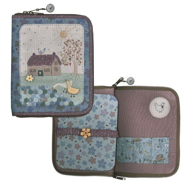 Goose Cottage Accessories Case - patten