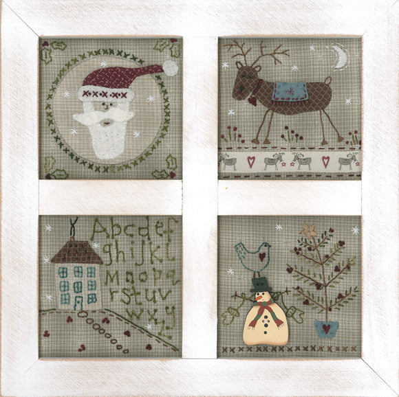 Christmas Friends - Downloadable Pattern