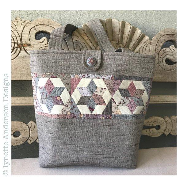 Starry Tote - pattern