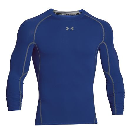 MEN'S UNDER ARMOUR HEATGEAR LONG SLEEVE