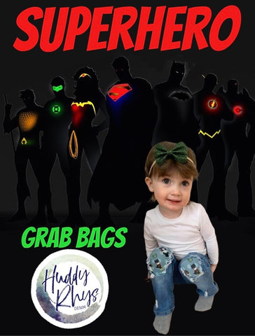 Superhero Grab Bags