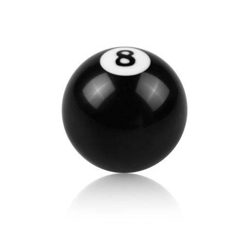 Weighted 8 Ball Shift Knob (Universal)