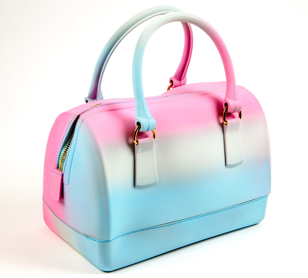 Cotton Candy Duffle Splash Bag