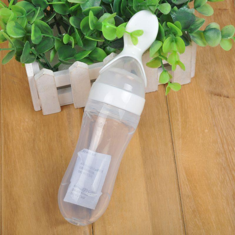 Baby Spoon Bottle™<br>Make Feeding Time A Breeze