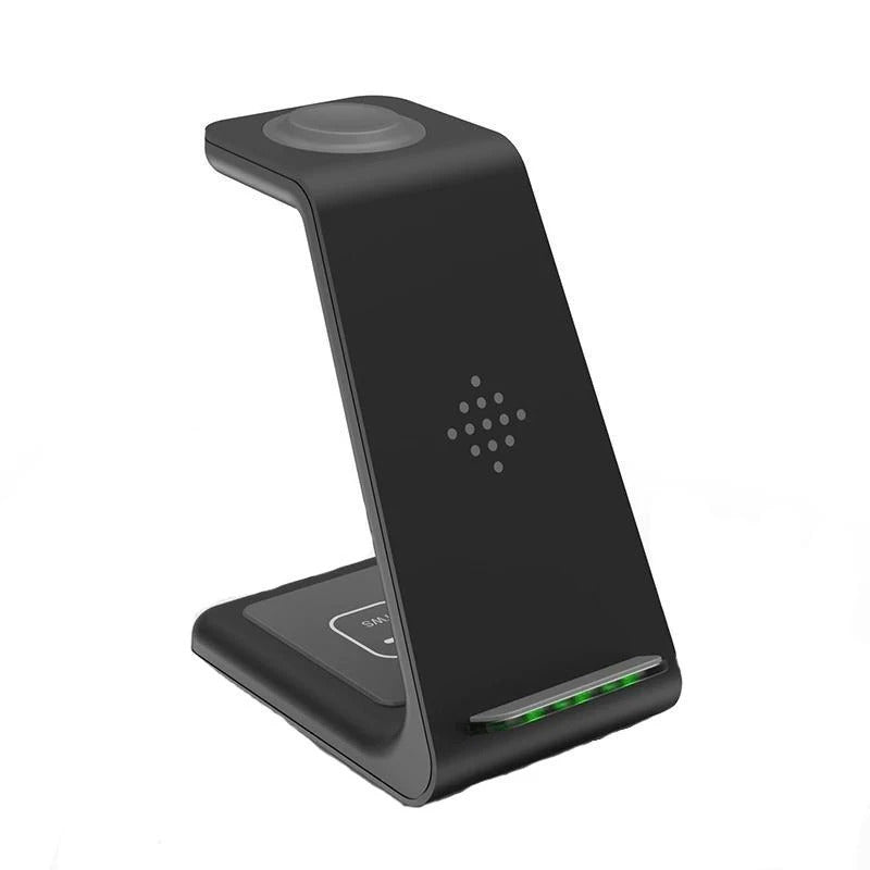 PowerBase™️ 3-IN-1 Wireless Charger