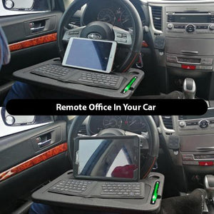 Steering Wheel Desk