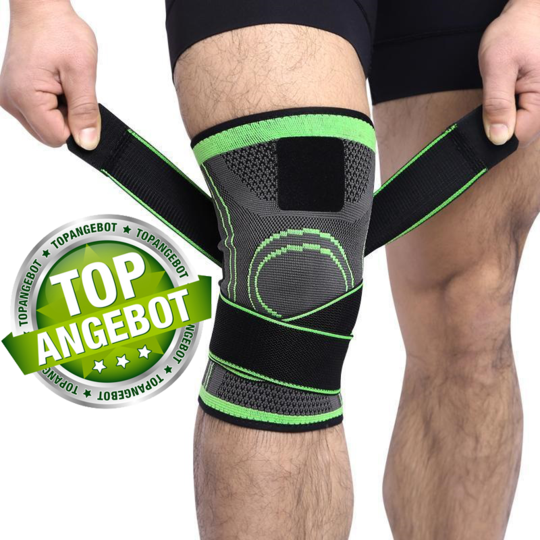 Knie Kompressor + Amazon Promo